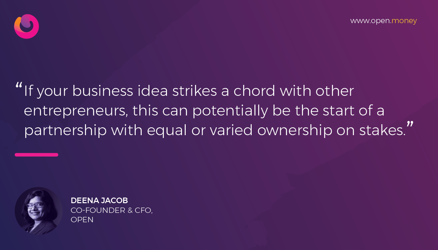 Deena Jacob, Co-founder & CFO, Open Financial Technologies on scoring additional capital sources in Covid-19
